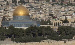 20151015cnsbr0998 1 300x182 - Dome of the Rock seen in overview of Jerusalem from Mount of Olives