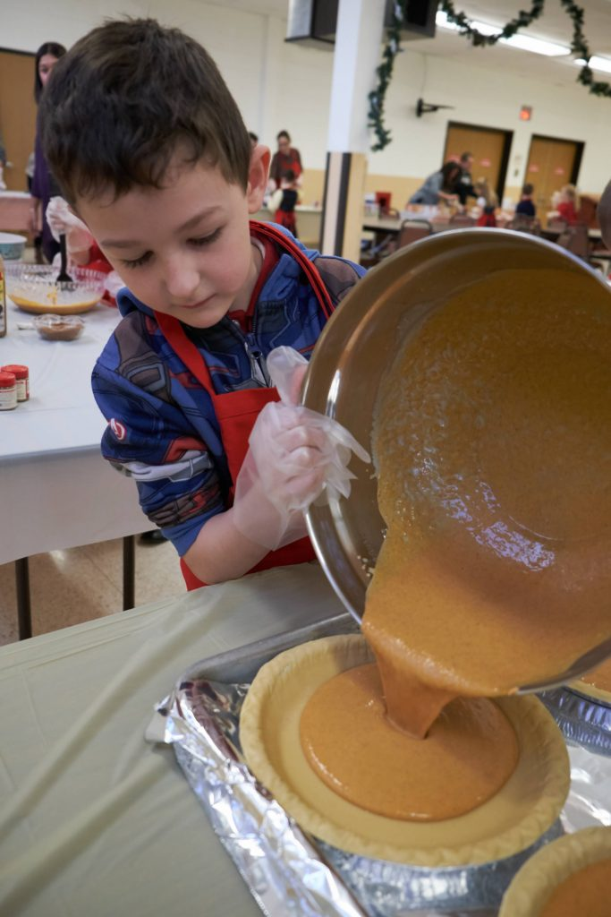 DSCF8547 1 683x1024 - Blessed Sacrament students have their eyes on the pies