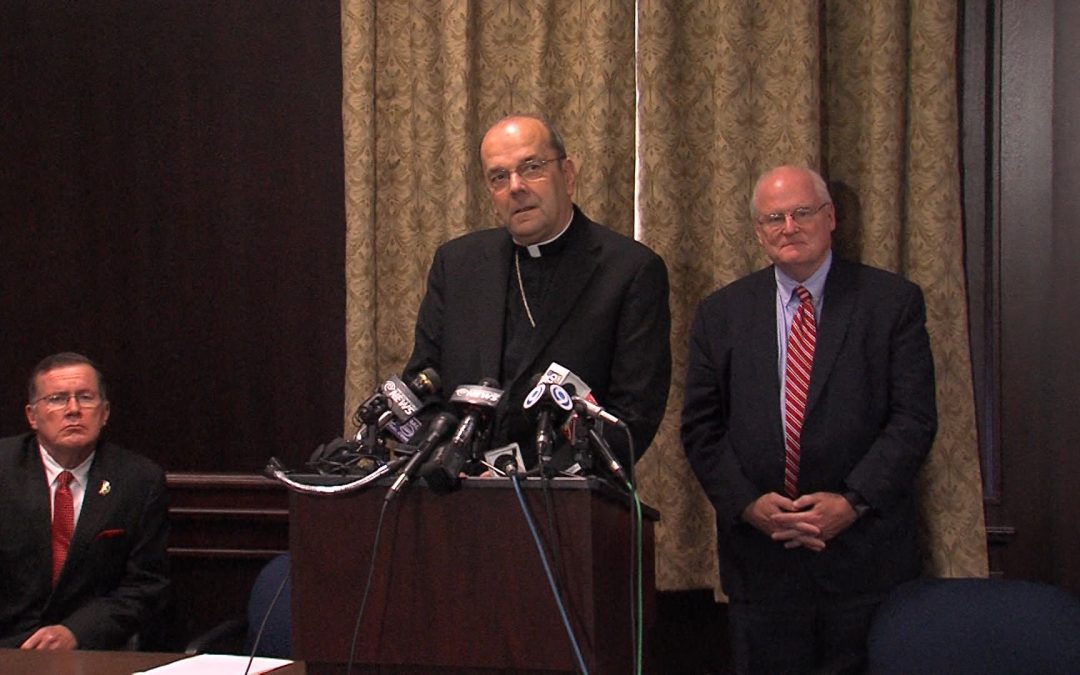 Diocese of Syracuse and district attorneys sign memorandum of understanding