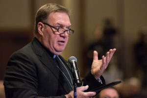 20150611cnsbr0111 1 300x200 - Indianapolis archbishop speaks during spring general assembly in St. Louis