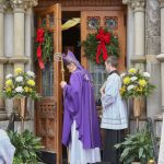 O7U0392 1 150x150 - Cathedral Holy Door sealed, will be opened Dec. 13
