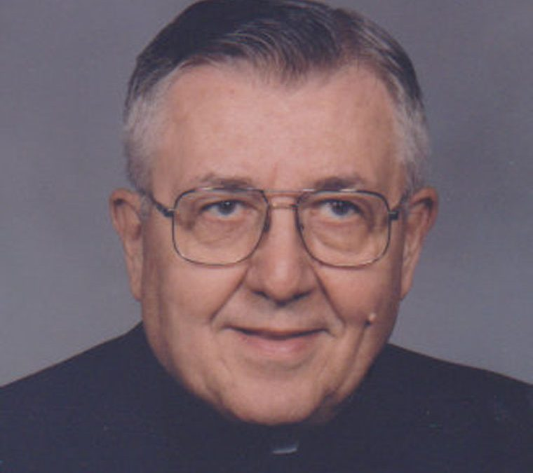 Life of Father John Comeskey celebrated