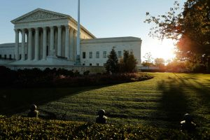 20141030cm01387 1 300x200 - General view of the U.S. Supreme Court building at sunrise seen in Washington