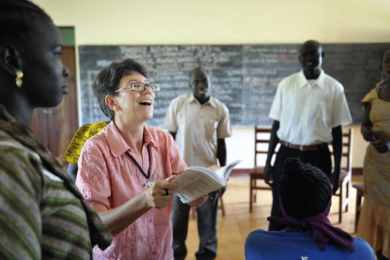 South Sudan bishop urges peace, says attack on nuns shakes church