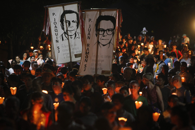 Salvadoran prelate: Files available to bring justice in Jesuit murders