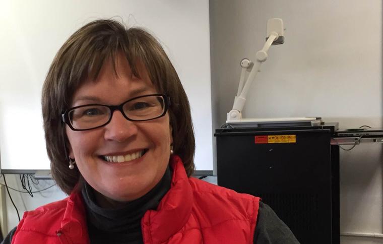 New principal at St. James 'overjoyed'  to return to Catholic ed