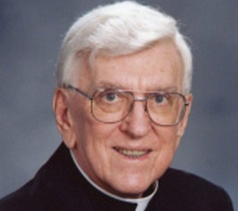 Father William P. Regan remembered at funeral Mass