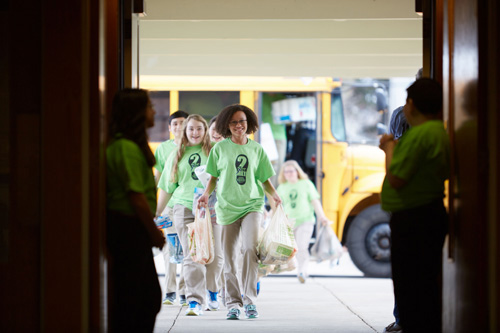 Syracuse Diocese Catholic Schools to Kick Off Catholic Schools Week with Day of Service