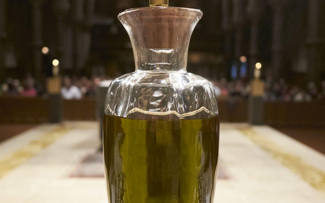 Chrism Mass celebrated