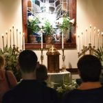 DSC 0058 1 150x150 - On Holy Thursday, faithful called to serve one another, be 'bearers of light in our world'