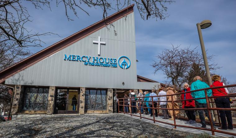 Mercy House opens