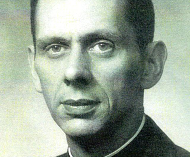 Funeral Mass celebrated for Father William P. Gleba