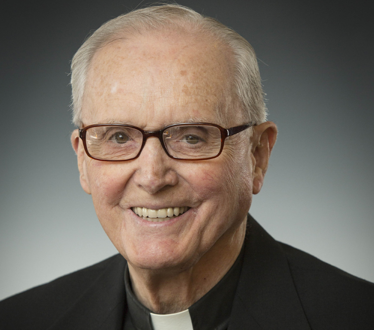 Funeral Mass celebrated for Msgr. Robert B. Davern