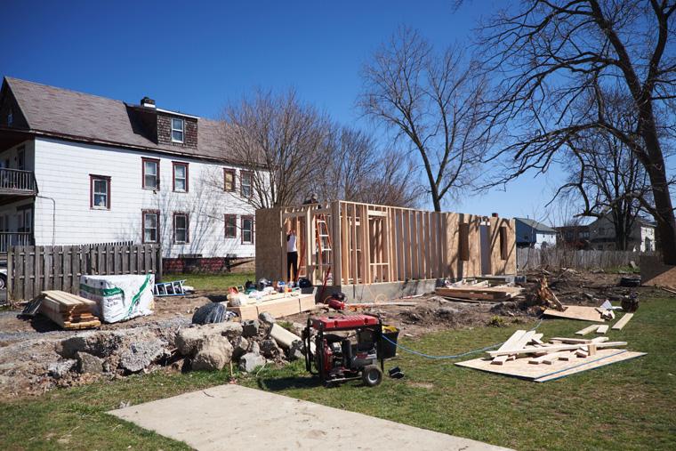 Big steps for tiny homes