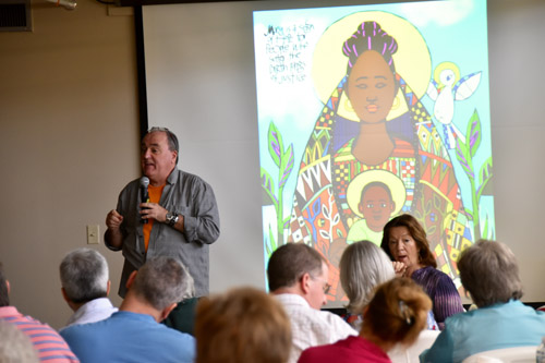 Diocese hosts Chris Stefanick, Brother Mickey McGrath, and the New Evangelization Summit