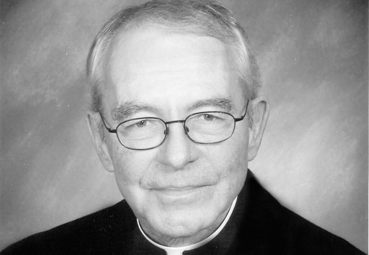 Life of Father John P. Fenlon celebrated at funeral Mass