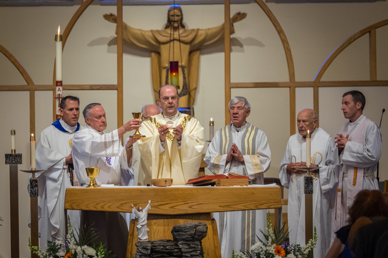 Our Lady of Good Counsel celebrates 75 years