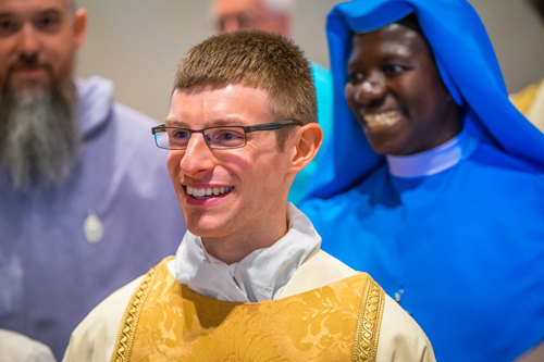 Diocese of Syracuse to ordain its newest priest June 3