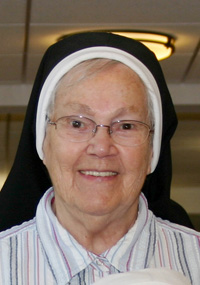 OGrady Sister Alvera 2 Only 1 - 2016 Religious Jubilarians