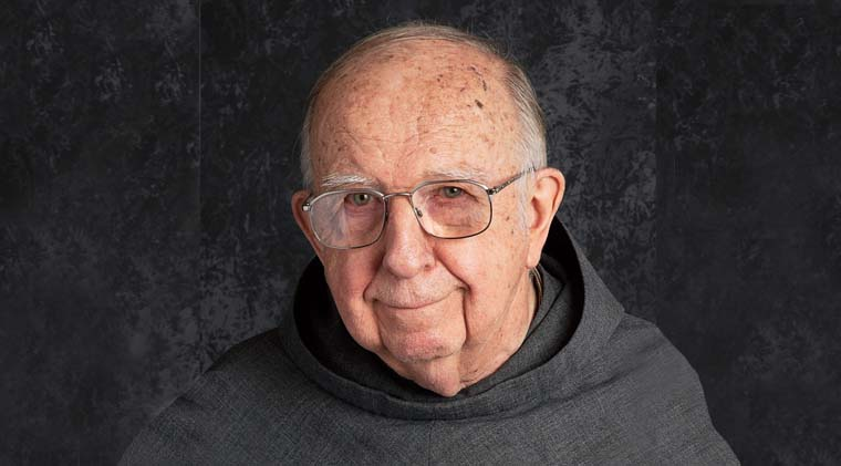 Mass of Christian Burial celebrated for Father Jeffrey Keefe, OFM Conv.