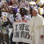 20160622T0700 991 CNS POPE AUDIENCE WELCOME 1 150x150 - Christian community a place of welcome, solidarity, pope says