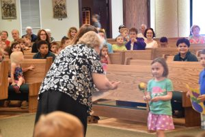 DSC 0152 1 300x200 - Students, staff of Holy Family celebrate principal's jubilee
