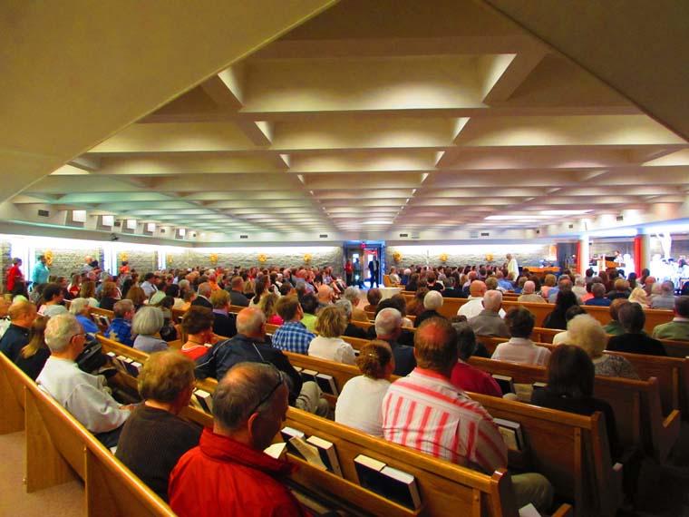 Baldwinsville parish kicks off Golden Jubilee celebration year