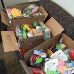 toiletries for women in need 1 150x150 - Walkers and runners take steps to help Emmaus Ministry