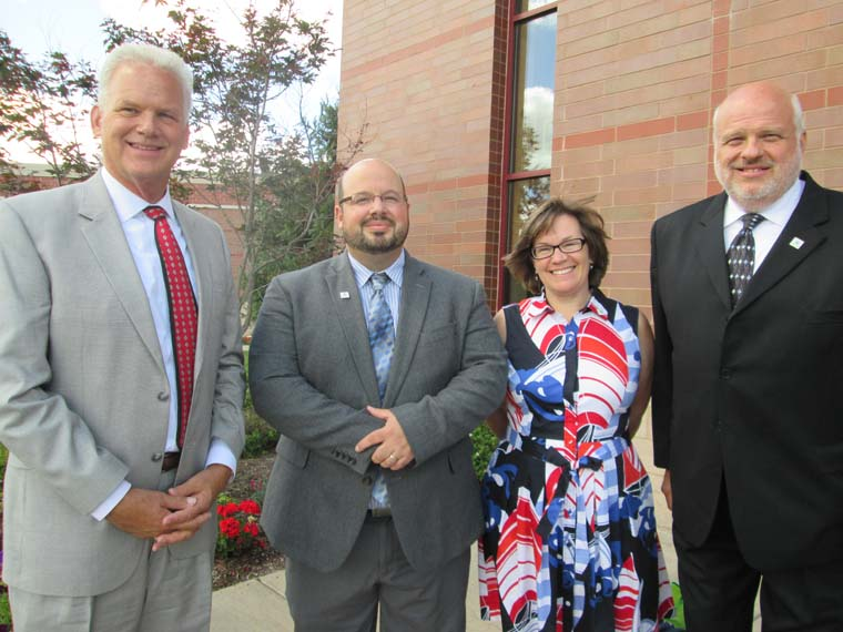 Four schools welcome new principals