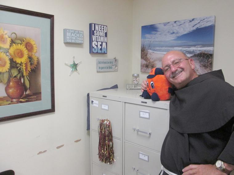 SU chaplain adapts amid coronavirus concerns