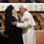 20161012T1210 5815 CNS POPE PATRIARCH BARTHOLOMEW 1 150x150 - Pope expresses joy after meeting Russian Orthodox patriarch