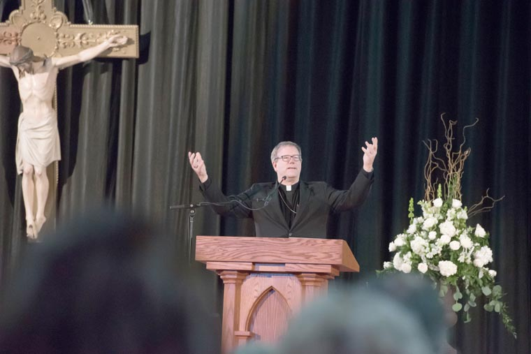 Summit speaker: All called to be a prophet