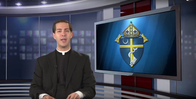 Diocesan YouTube show celebrates one-year anniversary