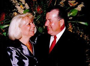 Christopher Engle Sr. and Linda 1 300x220 - Eight deacons reflect on hitting milestones