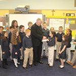 IMG 8843 1 150x150 - Holy Cross class makes donation to Cathedral Restoration Fund