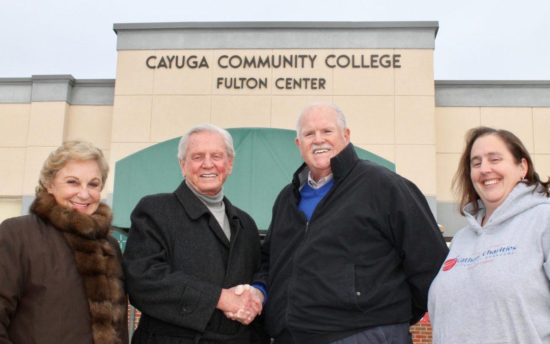 New facility will help Catholic Charities of Oswego County meet needs of community