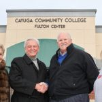 FalconesCCOC 1 150x150 - Pioneer Companies donates former  Cayuga Community College building to Catholic Charities of Oswego County