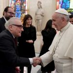 POPE and scorsese 1 150x150 - Pope meets with Facebook founder Mark Zuckerberg