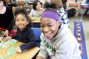 pic 3 IMG 9185 1 300x200 - Ludden, CAP students partner to make spirits bright