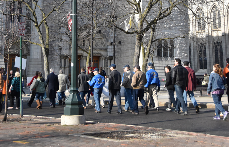 March for Life steps off in Syracuse