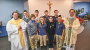 8 Grimes students before ceremony 180x101 - 8-Grimes-students-before-ceremony-180x101