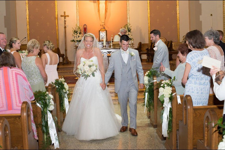 Diocesan marriage prep  gives 'a great foundation'