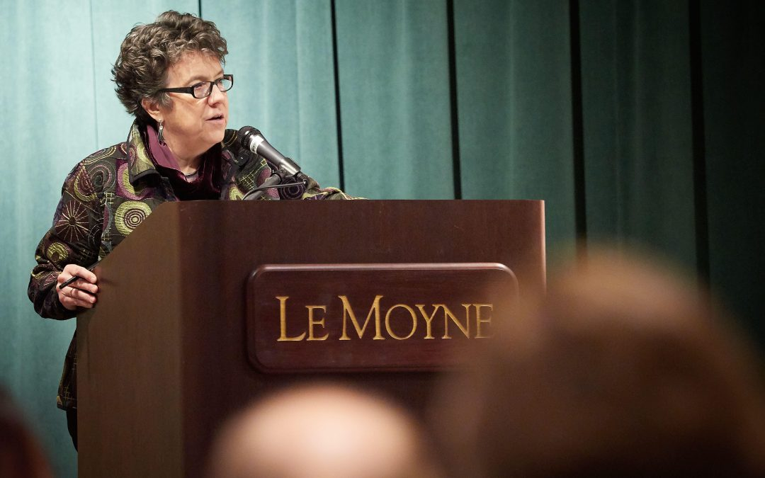 Annual Peacemaker lecture discusses juveniles serving life without parole