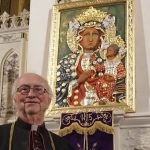 FATHER Mikalajunas with icon copy 1 150x150 - Singers invited to join  'Mary Sing' on Aug. 26  at Utica's Holy Trinity