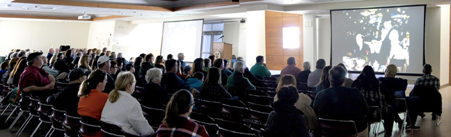 Project Children film screened at Le Moyne