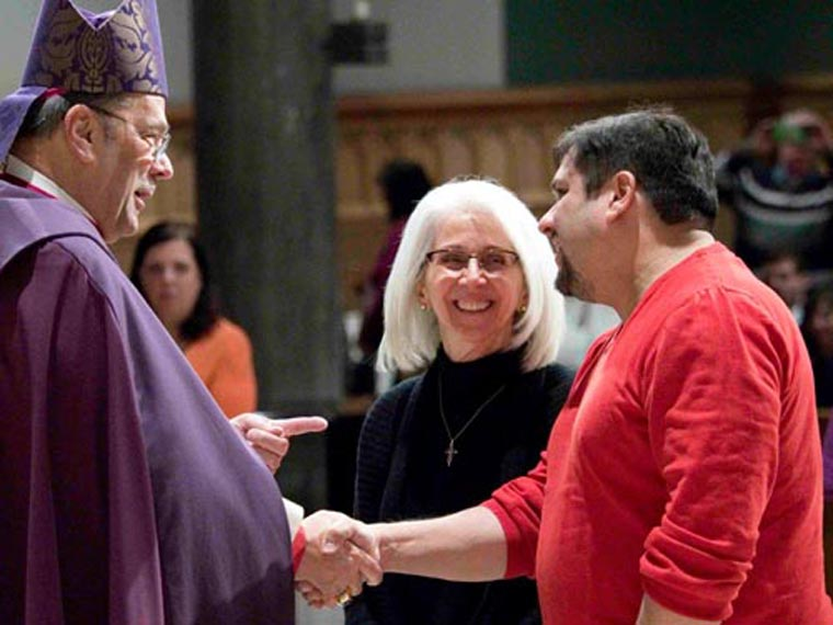 Rite of Recognition and Call to Continuing Conversion celebrated