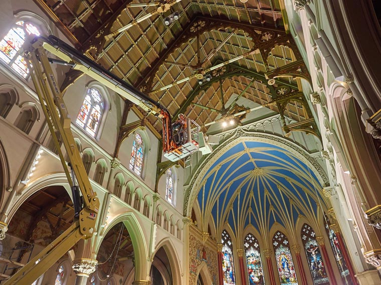 Restoring the  Mother Church