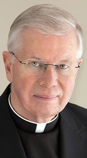 Msgr J Robert Yeazel 1 1 - Reflections of Jubilarians