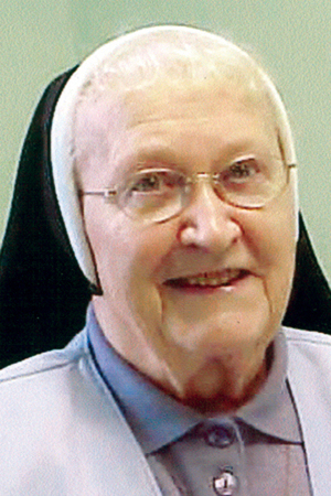 Pfisterer Jane Frances 1 2 - Celebrating religious jubilarians