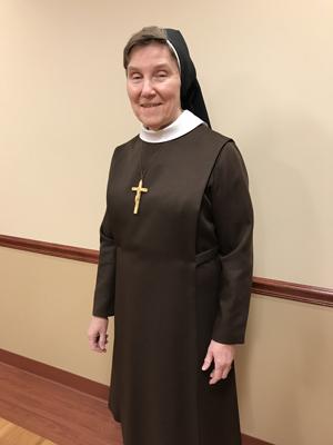 Sister Melanie Jaworski 1 - Celebrating religious jubilarians